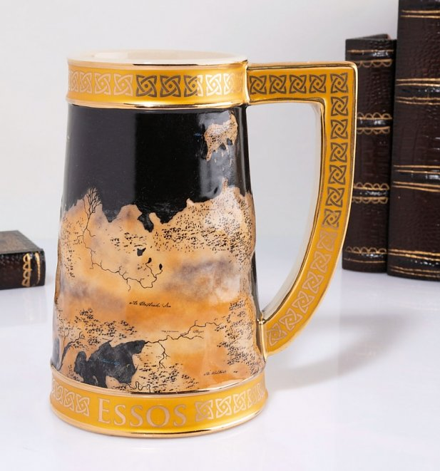Game Of Thrones Westeros Map Stein Mug