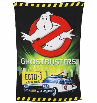 Ghostbusters Microfibre Sports Towel