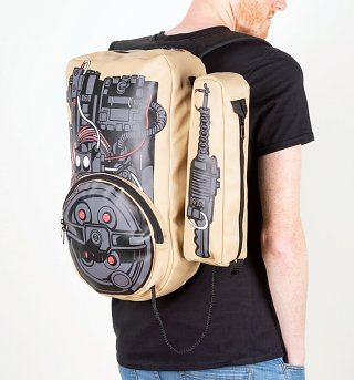 bdeea015f7 Ghostbusters Proton Pack Backpack