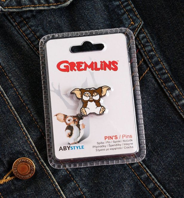 Gremlins Gizmo Enamel Pin Badge