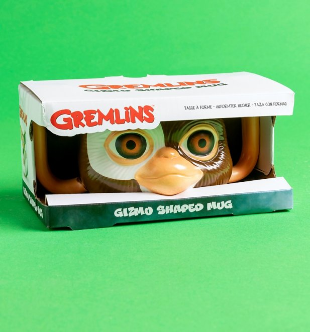 Gremlins Gizmo Shaped Mug
