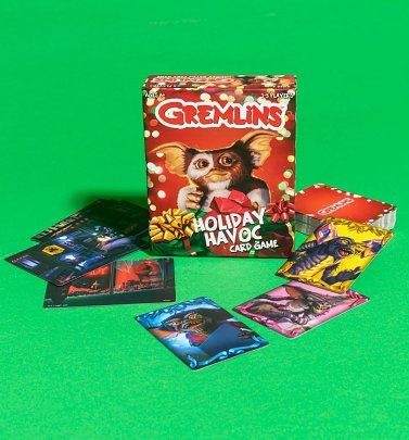 Gremlins Holiday Havoc! Card Game from Funko