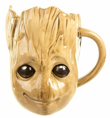 Guardians Of The Galaxy Groot 3D Mug