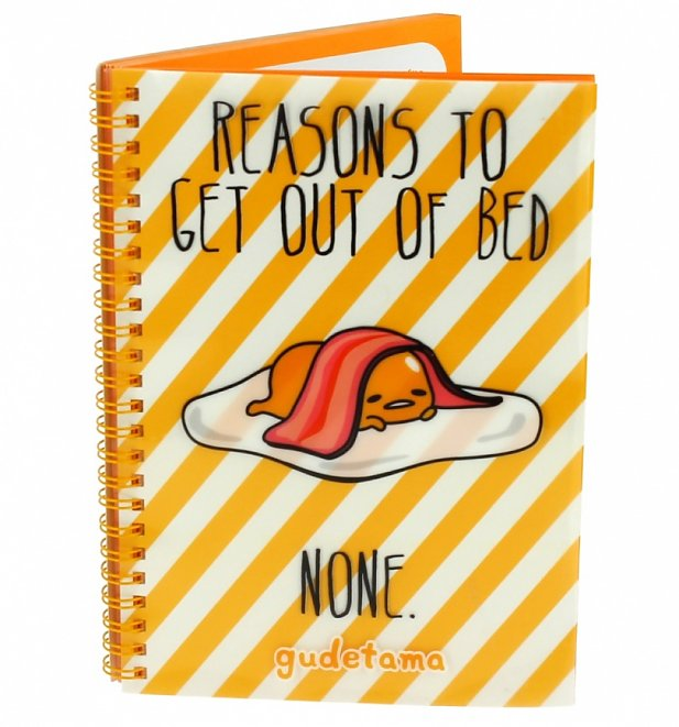 Gudetama A5 Notebook
