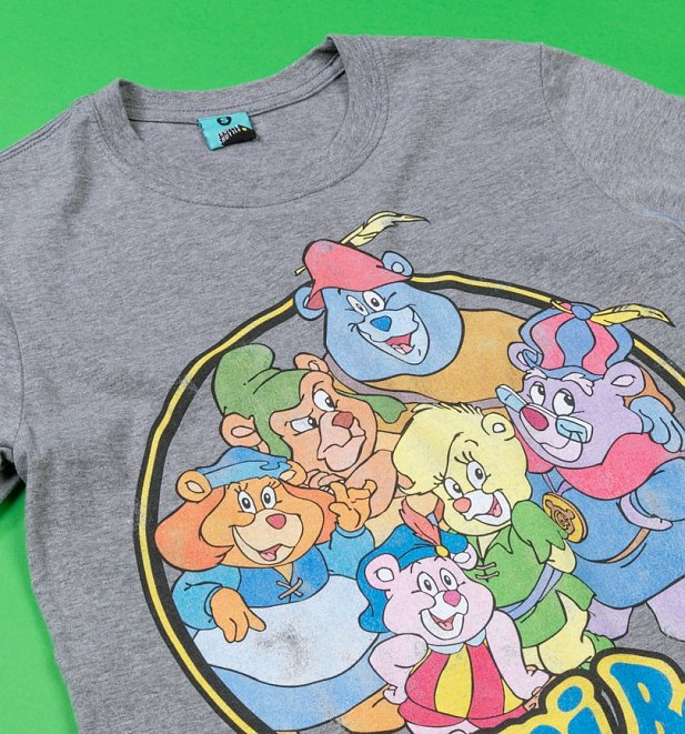 Gummi Bears Charcoal T-Shirt