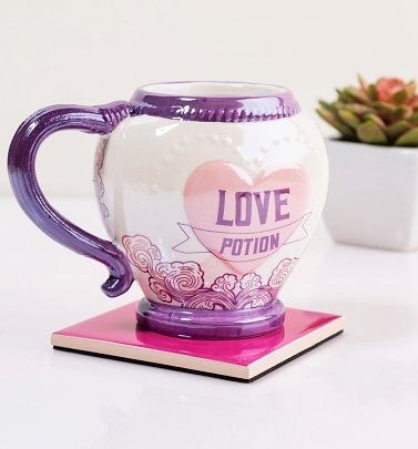 Harry Potter Amortentia Love Potion 3D Shaped Mug