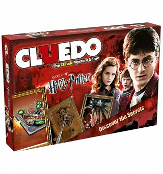 Harry Potter Cluedo Game Set