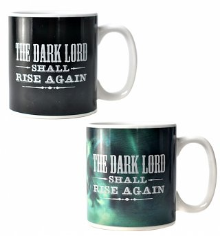 Harry Potter Dark Mark Heat Changing Mug