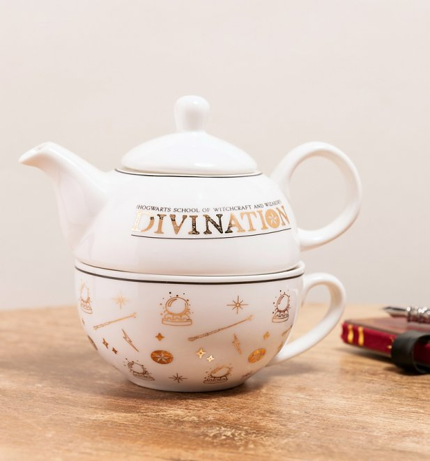 Harry Potter Divination Tea For One Set