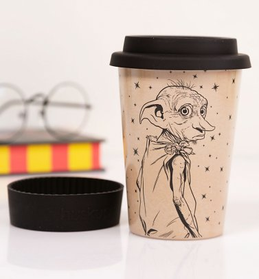 Harry Potter Dobby The House Elf Huskup Travel Mug