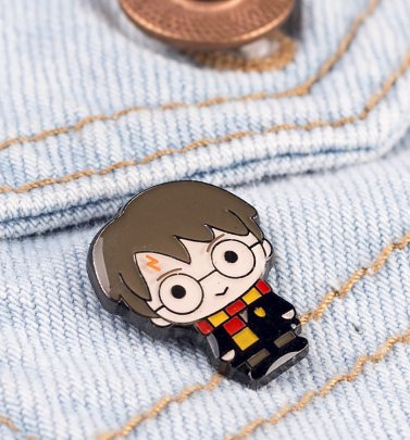 Harry Potter Enamel Pin Badge