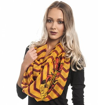 Harry Potter Gryffindor Lightweight Scarf