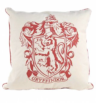 Harry Potter Gryffindor Printed Cushion