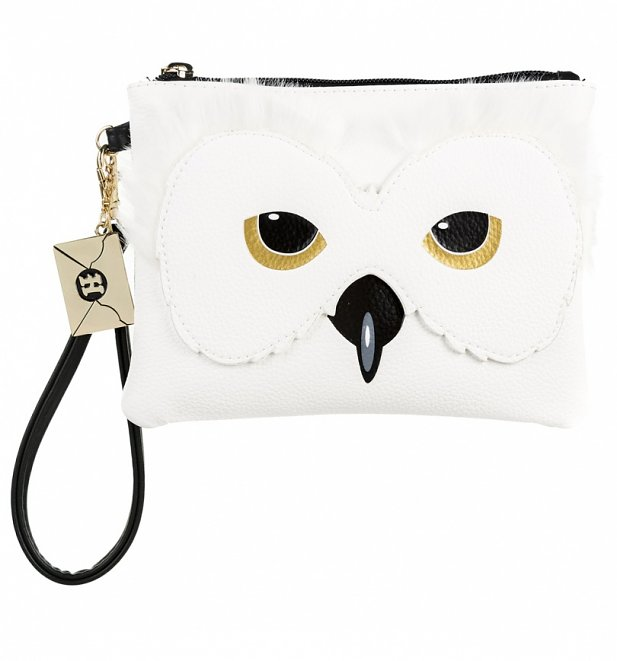 Harry Potter Hedwig Clutch With Charm