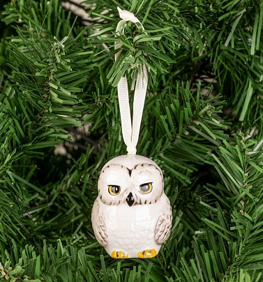 Harry Potter Hedwig Hanging Decoration