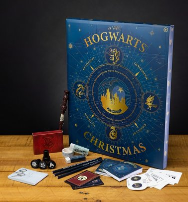 Harry Potter Hogwarts Christmas Advent Calendar