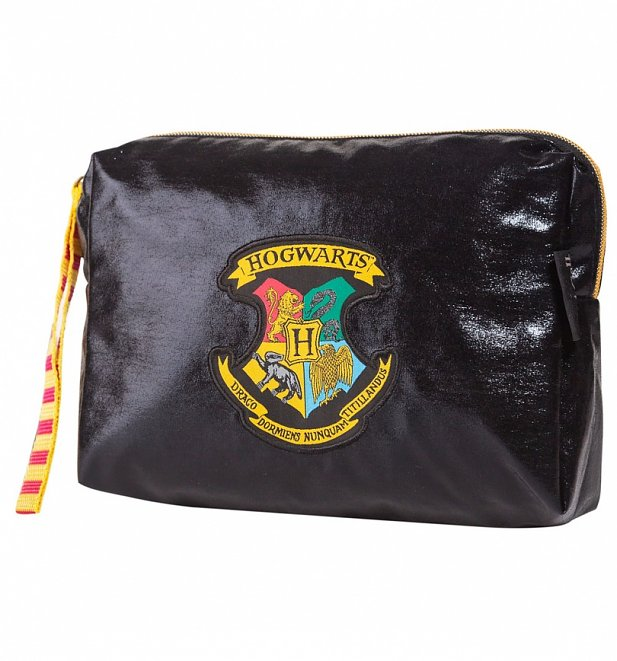 Harry Potter Hogwarts Crest Wash Bag