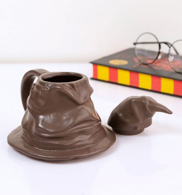 Harry Potter Hogwarts Sorting Hat 3D Mug