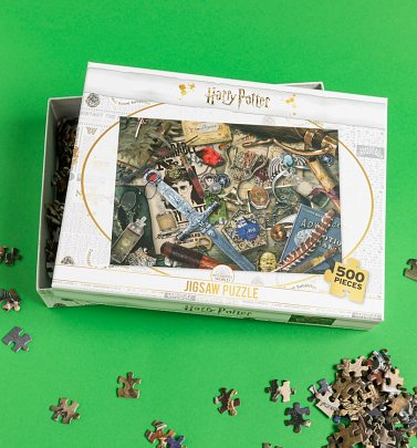 Harry Potter Horcrux 500 Piece Jigsaw Puzzle