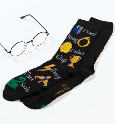 Harry Potter Horcrux Socks