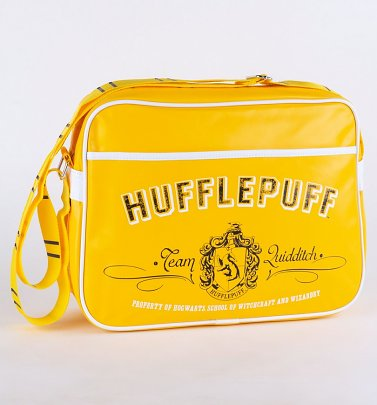 Harry Potter Hufflepuff Retro Messenger Bag