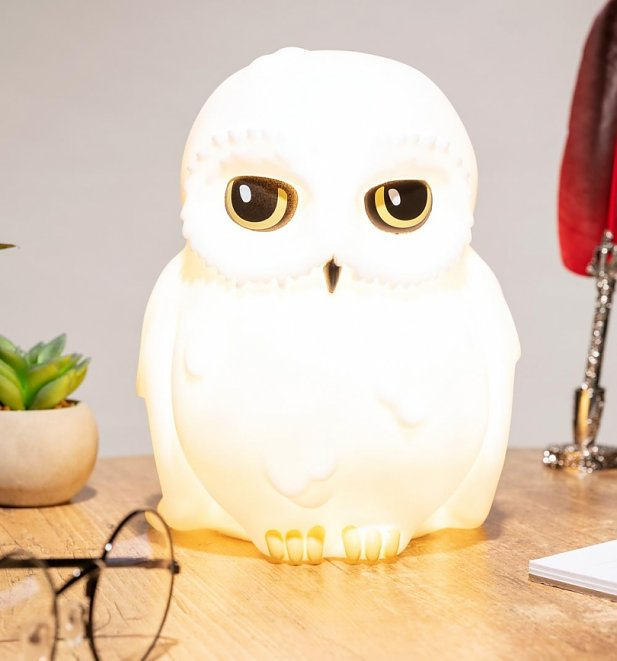 Harry Potter LED Hedwig Lamp