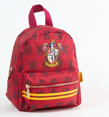 Harry Potter Mini Backpack