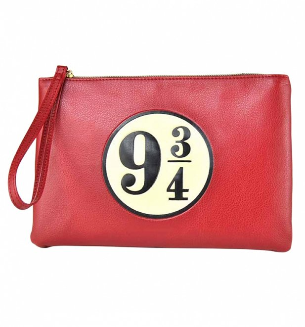 Harry Potter Platform 9 and 3/4 Pouch