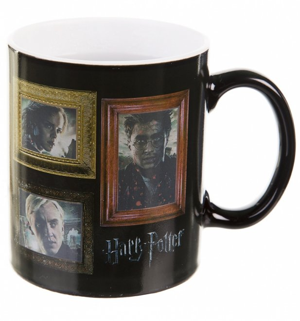 Harry Potter Portraits Heat Changing Mug