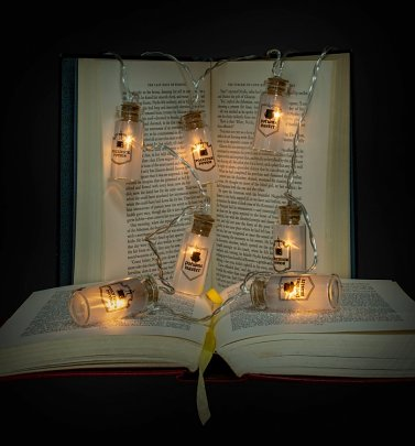 Harry Potter Potion Bottle String Lights