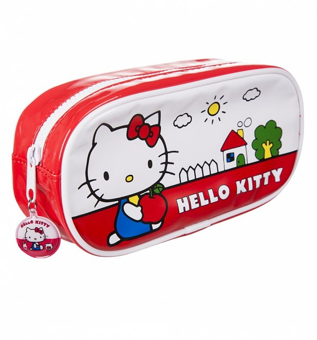 Hello Kitty Vintage Pencil Case