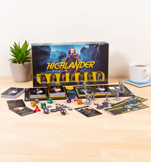 Highlander The Board Game by Riverhorse