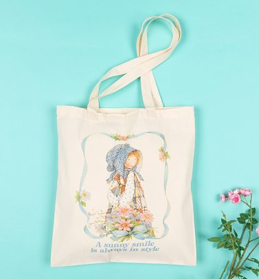 Holly Hobbie Tote Bag