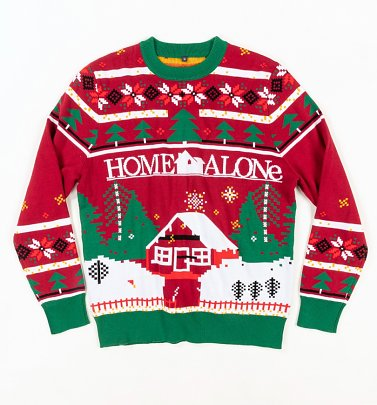 Home Alone Christmas Jumper from Difuzed