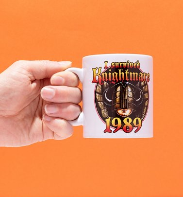 I Survived Knightmare Mug