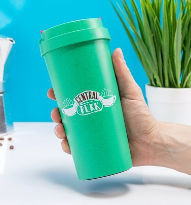 I'd Rather Be Watching Friends Eco Travel Mug