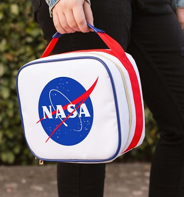 Insulated NASA Lunch Bag