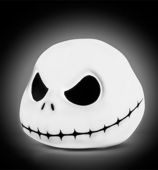Jack Skellington Nightmare Before Christmas Lamp