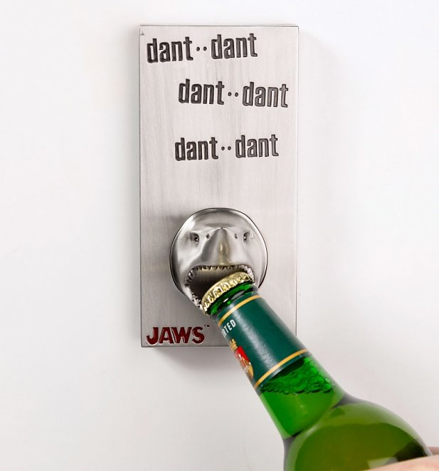 Jaws Magnetic Bottle Opener