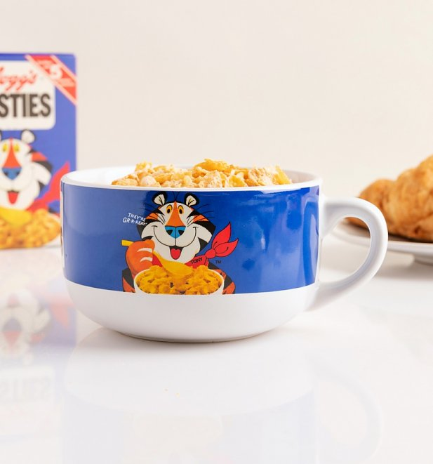 Kellogg's Frosties Bowl Mug & Spoon Set