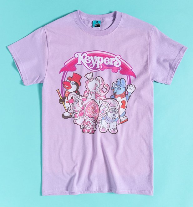 Keypers Orchid T-Shirt