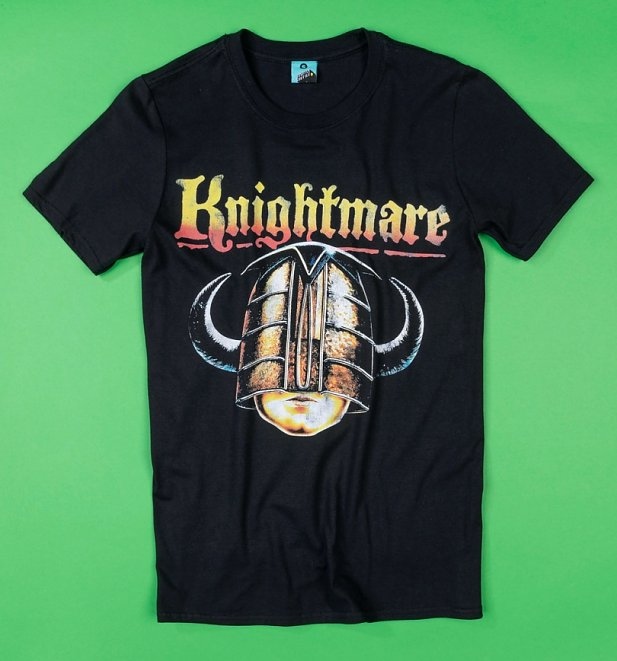 Knightmare Black T-Shirt