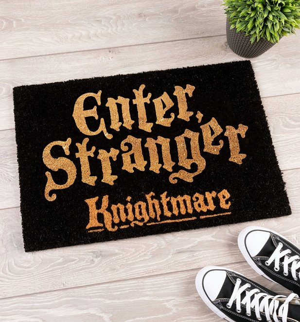 Knightmare Door Mat