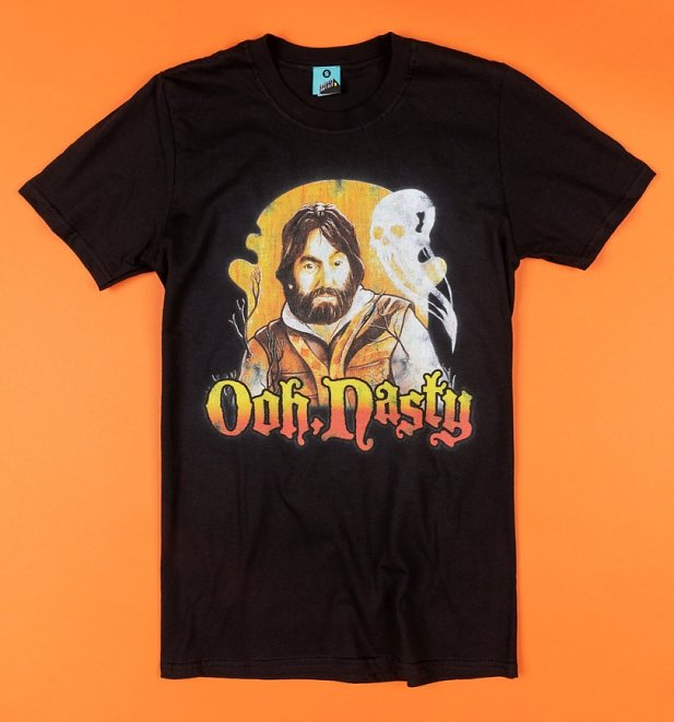 Knightmare Ooh Nasty Black T-Shirt