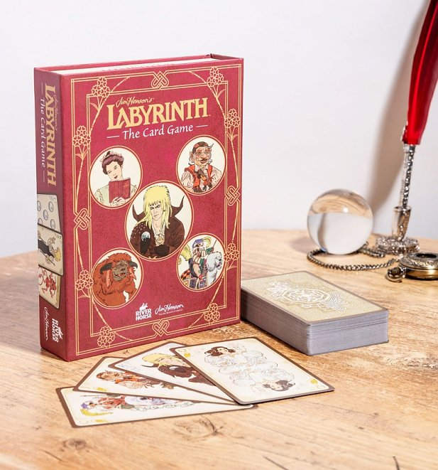 Labyrinth Card Game from Riverhorse