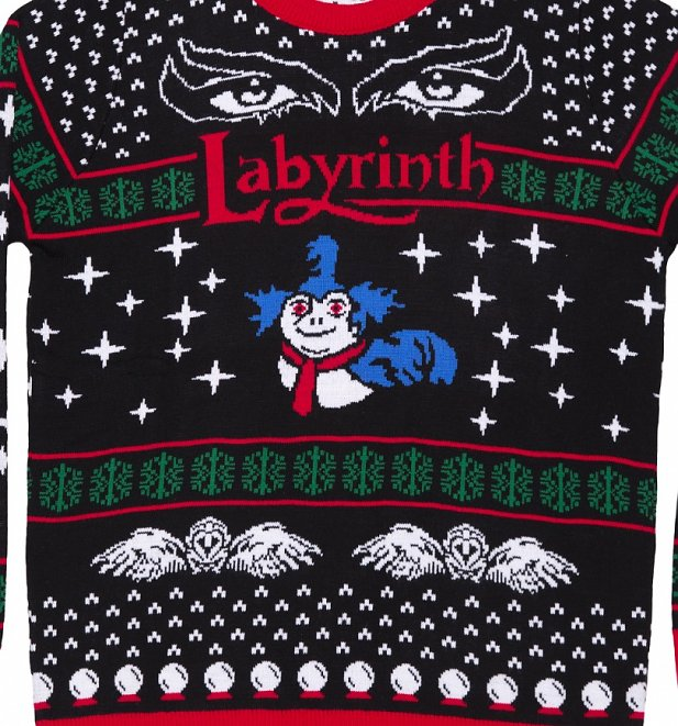 EXCLUSIVE Labyrinth Fairisle Knitted Jumper