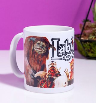 Labyrinth Group Mug