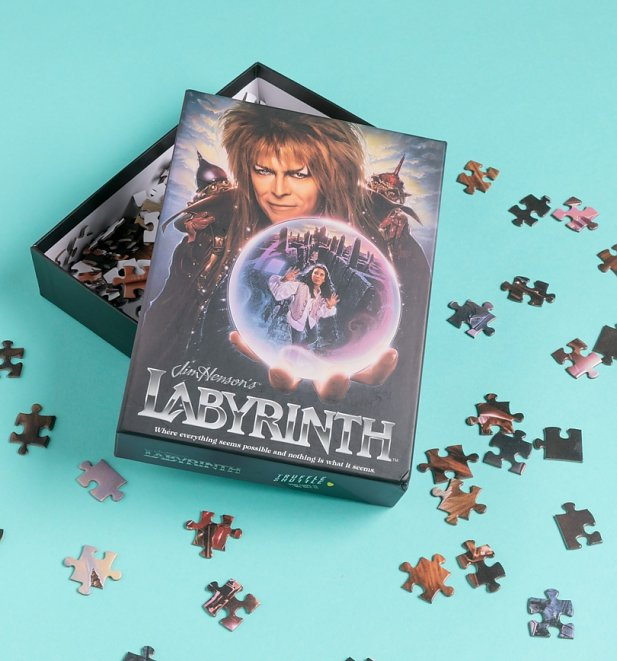 Labyrinth 500 Piece Jigsaw Puzzle