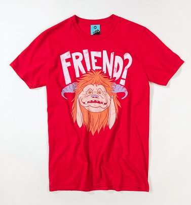 Labyrinth Ludo Cherry Red T-Shirt