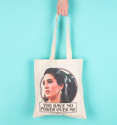 Labyrinth Sarah You Have No Power Tote Bag